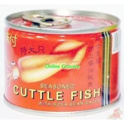 Rex Seasoned Cuttlefish with Soya Bean Sauce 170gm