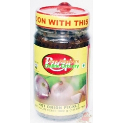 Ruchi Hot Onion Pickle 300gm