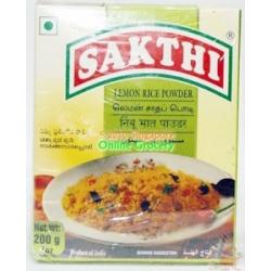 Sakthi Lemon Rice Powder 200gm