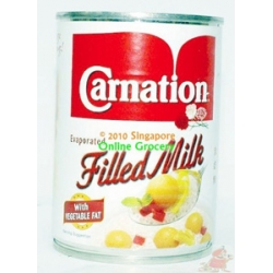 carnation milk filled milk