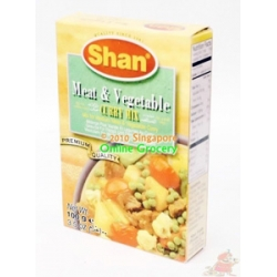 Shan Meat & Vegetable Curry Mix 100gm