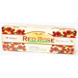 Tulasi Red Rose Incense