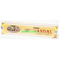 Tulasi Sandalwood Incense 6 Packets
