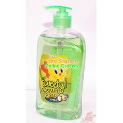 Tweety Liquid Soap Apple
