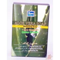Yoko Aloe Vera Soap 100gm