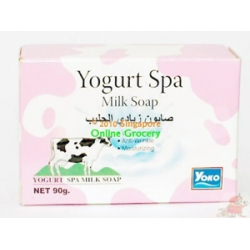 Yoko Yoghurt Spa Milk Soap 90gm