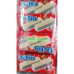 Delio Cream Wafers 24 X 16 gm