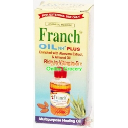 Franch Oil NH Plus 100ml (almond)