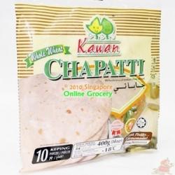 Frozen Chapatti 30 pcs