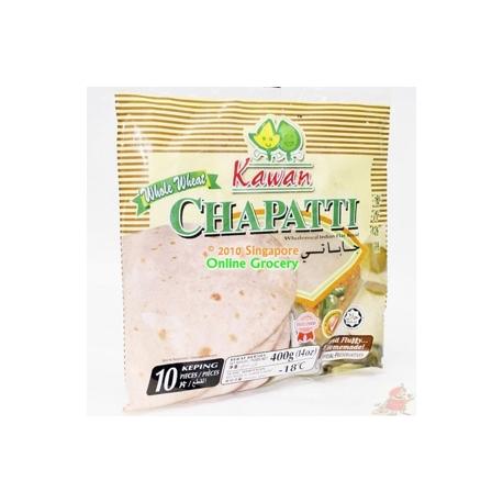 Frozen Chapatti