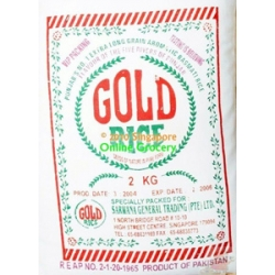 Gold Rice 2kg