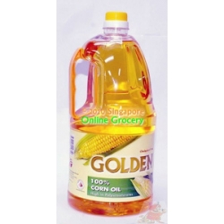 Golden 100% Sunflower Oil 2L