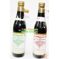 Habhals Salty Soya bean Sauce 645ml