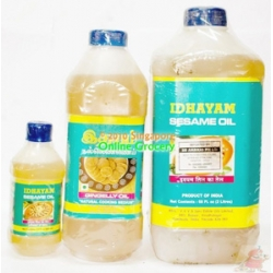 Idhayam Sesame Oil 200ml