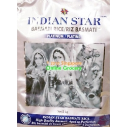 Indian Star Basmati Rice 5kg