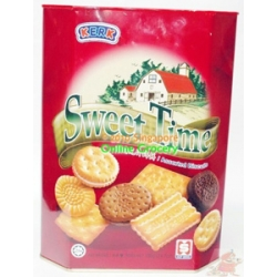Kerk Sweet Time Assorted Biscuits 700gm