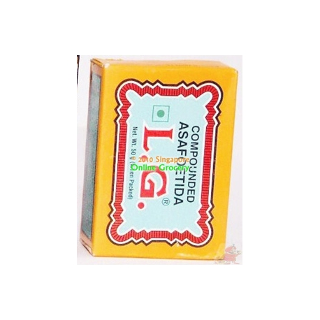 L G Asafoetida Powder 100gm