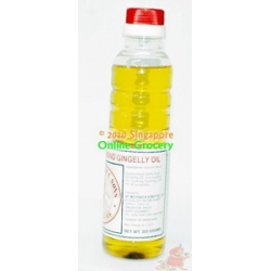 M P Lingam Gingelly Oil 155ml