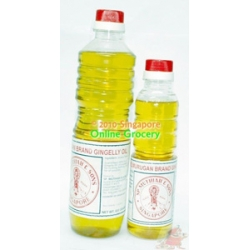 M P Lingam Gingelly Oil 240ml
