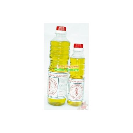 M P Lingam Gingelly Oil 280ml
