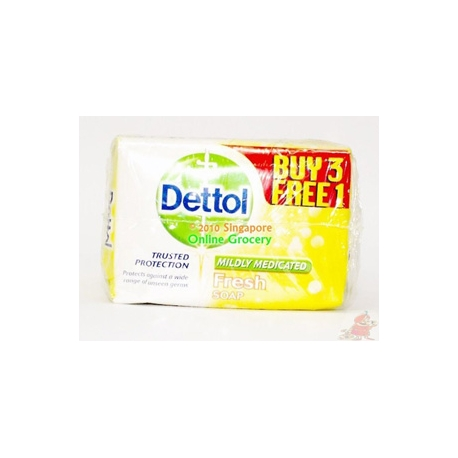 Dettol Hygienic Hand Soap Skin Care 250ml