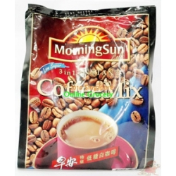 Morning Sun 3 in 1 Instant Coffee Mix 20 Sachetes