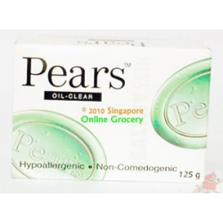 Pears Oil-Clear 125gm