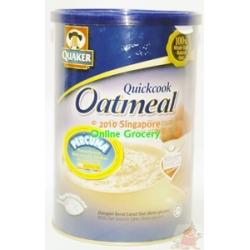 Quaker Qiuckcook Oatmeal 1kg