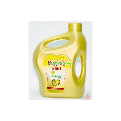Saffola Gold Vegetable Oil 2L