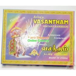 Selva's Vasnatham Instant Sambrani