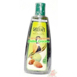 Shanti Almond & Amla Hair 200ml