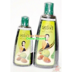 Shanti Almond & Amla Hair 100ml