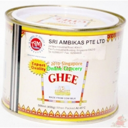 Sri Ambikkas Pure Ghee 450 gm