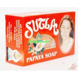 Sujla Papaya Soap 135gm