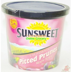 Sunsweet Pitted Prunes (Btl) 348 gm