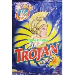 Trojan Floral Detergent Powder 1 kg