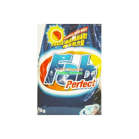 Fab Detergent Powder Colour 4kg