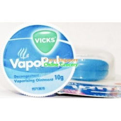 Vicks Varorub 10gm