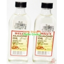 Wells Almond Oil 200ml