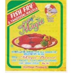 Magic Fish Fry and Tandoor