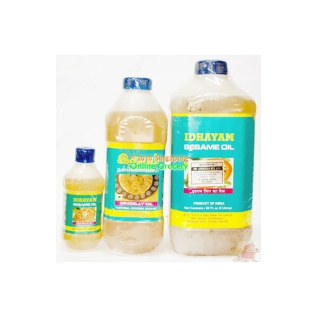 Gingelly Oil Idhayam 2kg