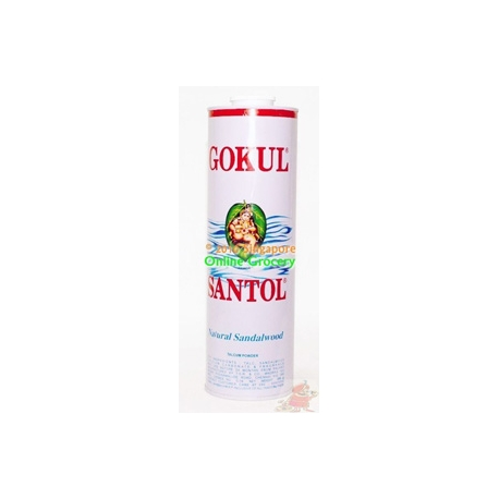 Gokul Santol Natural Sandal Wood Talc