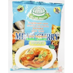 House Brand meat curry powder 500gm