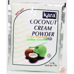 Kara Coconut Cream Milk 500ml 1pkt