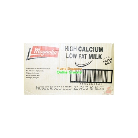 Magnolia High Calciumlow Fat Milk 1 Ctn