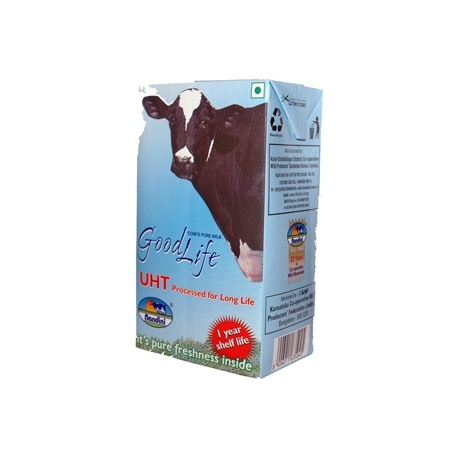 Nandini Good life Milk 1 Ctn