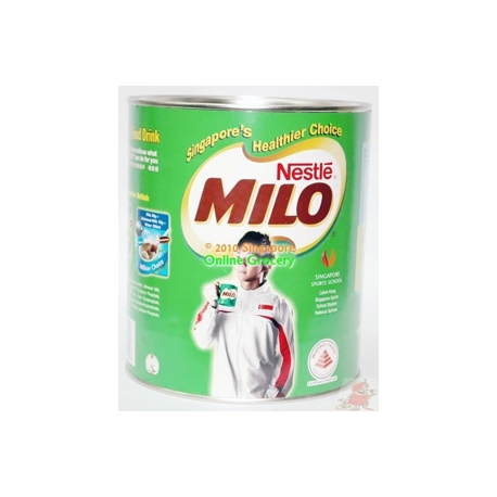 Nestle Milo Refill Pack 900g
