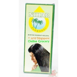 Nihar Coconut Hair Oil Jasmine