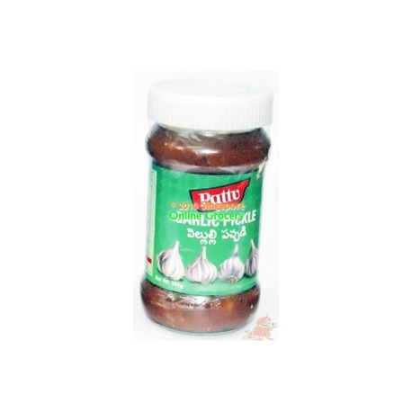 Priya Mixed Vegetable Pickle 300g W Ogarlic