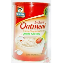 Quaker oats meal hearty supreme 400g